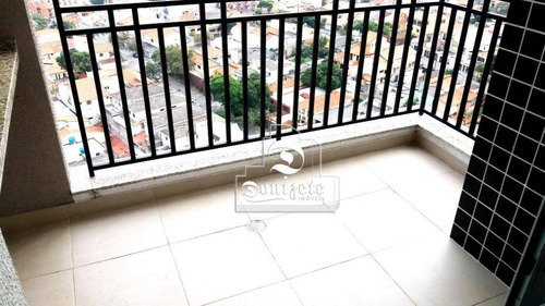 apartamento com 3 dormitórios à venda, 76 m² por r$ 462.800 - vila floresta - santo andré/sp - ap11314
