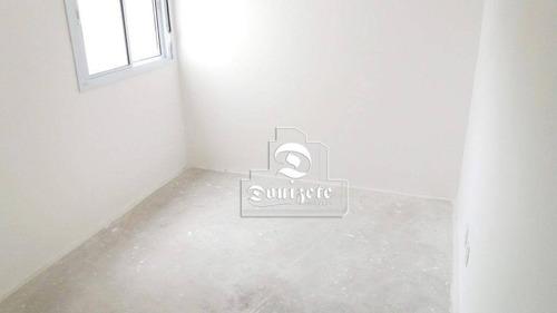 apartamento com 3 dormitórios à venda, 76 m² por r$ 466.800- vila floresta - santo andré/sp - ap11315