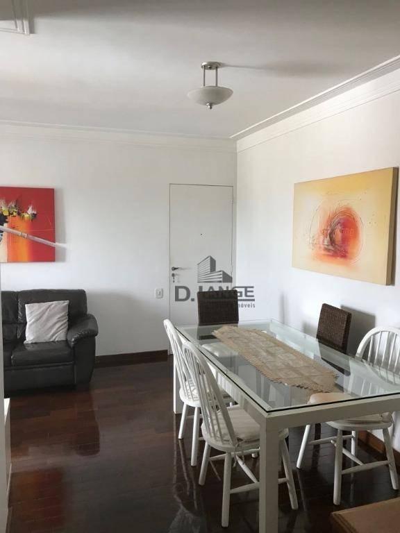 apartamento com 3 dormitórios à venda, 76 m² por r$ 500.000 - jardim miranda - campinas/sp - ap16706