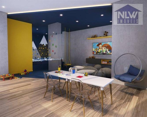 apartamento com 3 dormitórios à venda, 76 m² por r$ 549.000 - panamby - são paulo/sp - ap1039