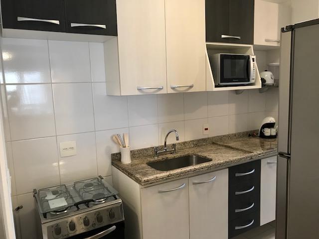 apartamento com 3 dormitórios à venda, 77 m² - centro - santo andré/sp - ap58129