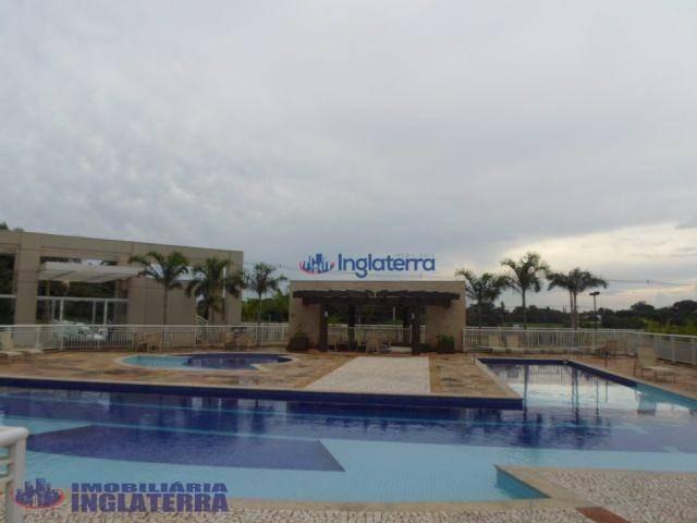 apartamento com 3 dormitórios à venda, 77 m² por r$ 329.000,00 - gleba palhano - londrina/pr - ap0372