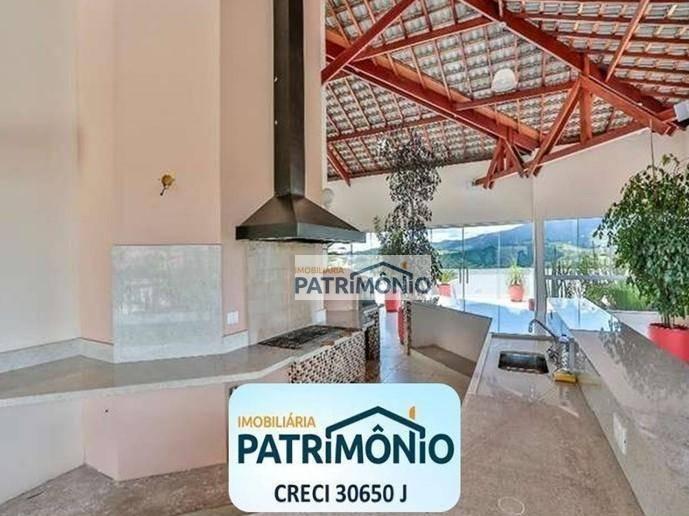apartamento com 3 dormitórios à venda, 77 m² por r$ 470.000 - jardim do lago - atibaia/sp - ap0082