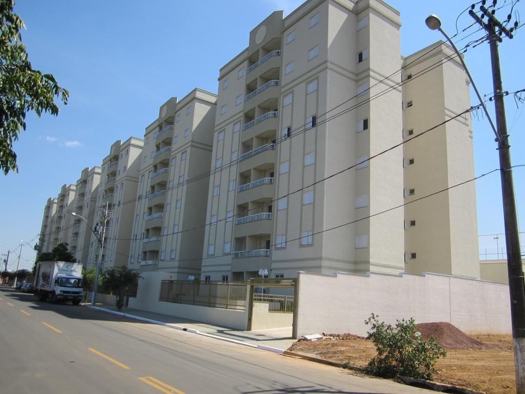 apartamento com 3 dormitórios à venda, 77 m² por r$ 470.000,00 - jardim america - paulínia/sp - ap0353