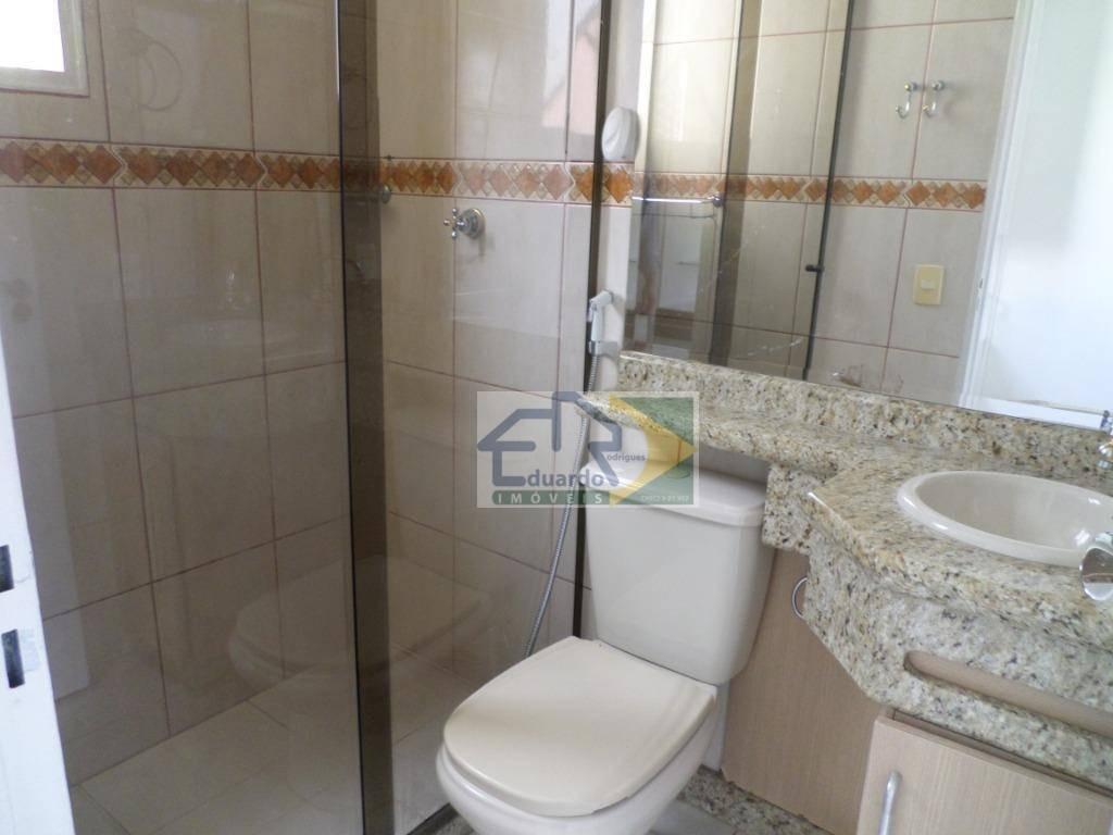 apartamento com 3 dormitórios à venda, 78 m² por r$ 280.000,00 - vila urupês - suzano/sp - ap0119