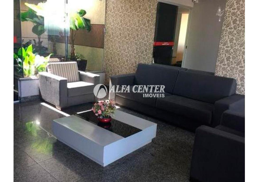 apartamento com 3 dormitórios à venda, 79 m² por r$ 265.000 - parque amazônia - goiânia/go - ap1334