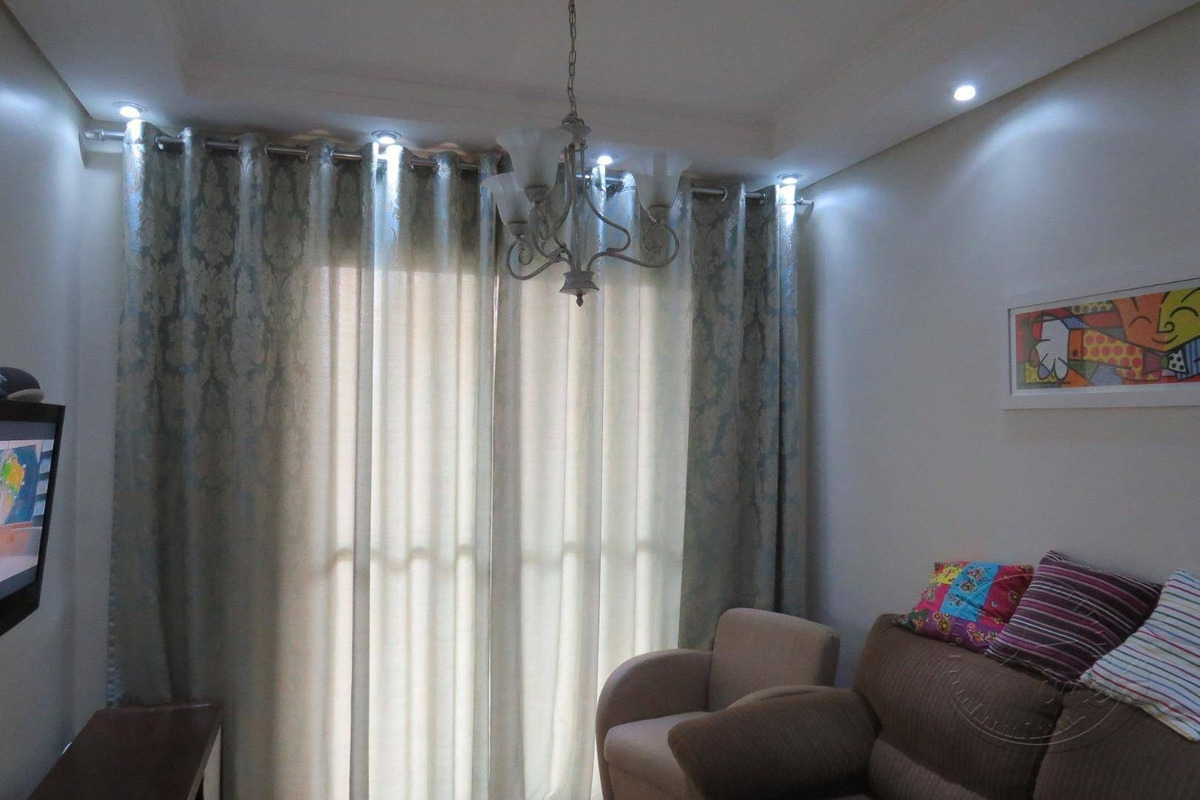apartamento com 3 dormitórios à venda, 79 m² por r$ 350.000,00 - jardim tupanci - barueri/sp - ap0456