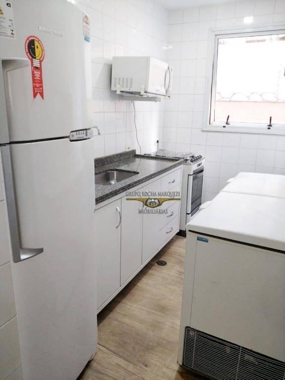 apartamento com 3 dormitórios à venda, 79 m² por r$ 540.000,00 - vila carrão - são paulo/sp - ap1678