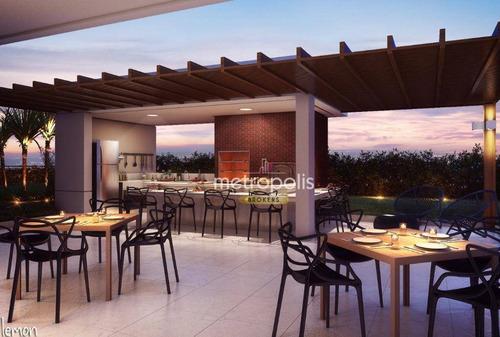 apartamento com 3 dormitórios à venda, 79 m² por r$ 554.393,00 - barra funda - são paulo/sp - ap2590