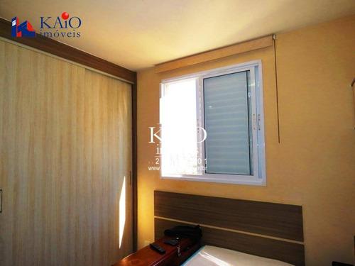 apartamento com 3 dormitórios à venda, 80 m² no essence