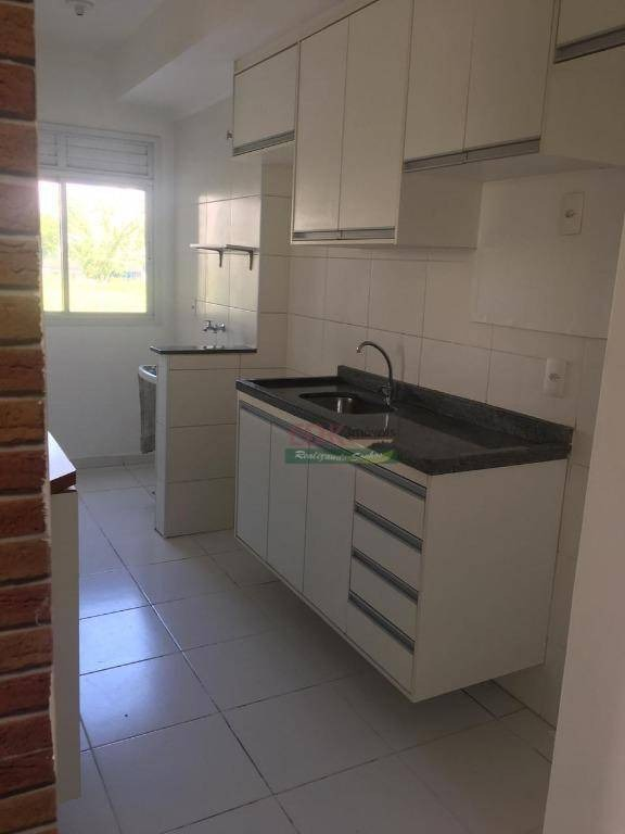 apartamento com 3 dormitórios à venda, 80 m² por r$ 240.000 - vila são josé - taubaté/sp - ap2882