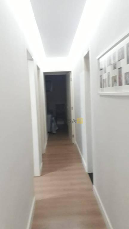 apartamento com 3 dormitórios à venda, 80 m² por r$ 280.000 - loteamento industrial machadinho - americana/sp - ap0479