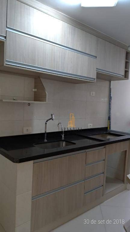 apartamento com 3 dormitórios à venda, 80 m² por r$ 340.000 - parque terra nova - são bernardo do campo/sp - ap1147