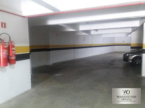apartamento com 3 dormitórios à venda, 80 m² por r$ 350.000 - centro - são josé dos pinhais/pr - ap0241