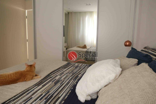 apartamento com 3 dormitórios à venda, 80 m²  - vila formosa - são paulo/sp - ap12542