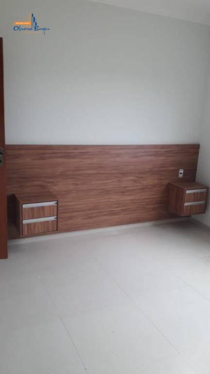 apartamento com 3 dormitórios à venda, 81 m² por r$ 325.000,00 - setor sul jamil miguel - anápolis/go - ap0077