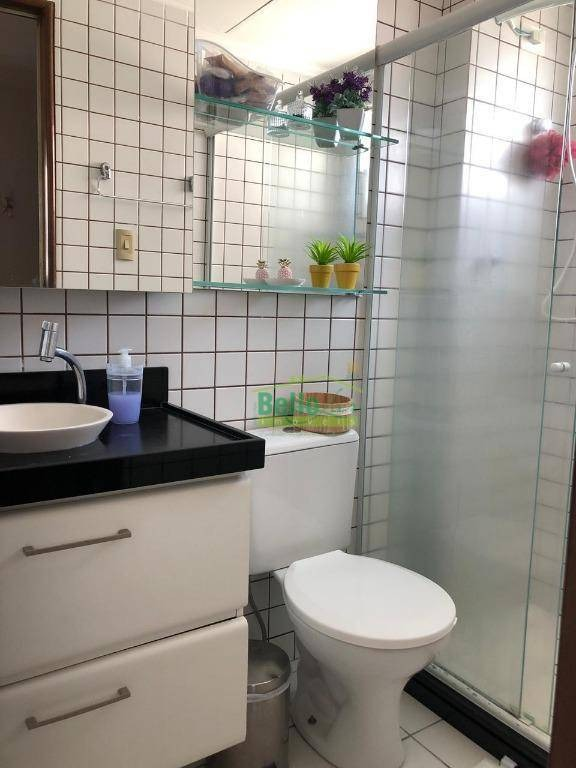 apartamento com 3 dormitórios à venda, 81 m² por r$ 480.000 - tamarineira - recife/pe - ap3190