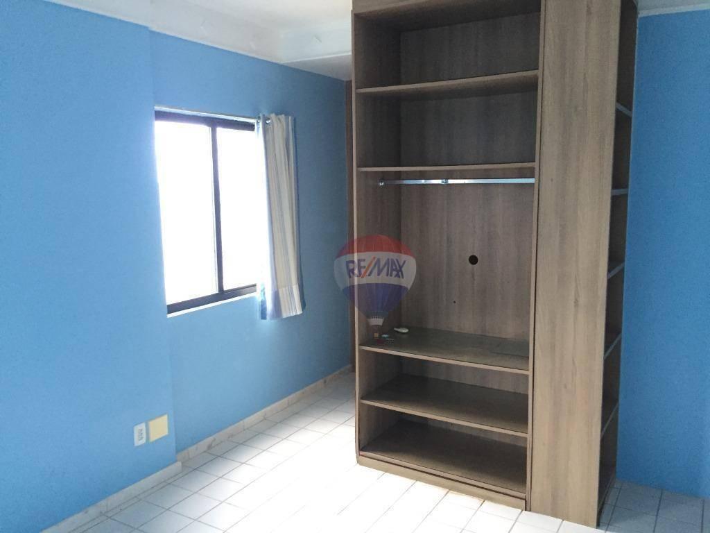 apartamento com 3 dormitórios à venda, 82 m² por r$ 460.000,00 - boa viagem - recife/pe - ap0579