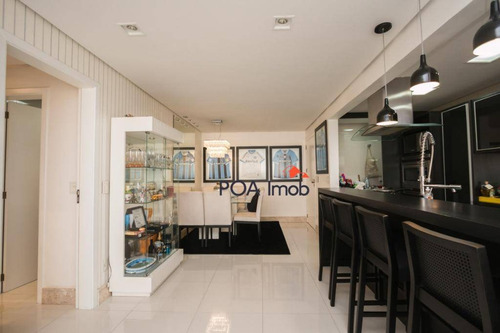 apartamento com 3 dormitórios à venda, 82 m² por r$ 495.000 - são sebastião - porto alegre/rs - ap2059