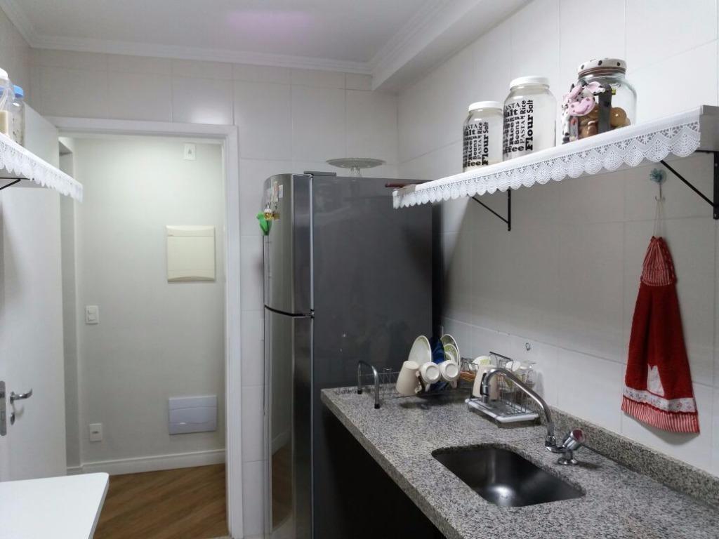 apartamento com 3 dormitórios à venda, 82 m² por r$ 690.000,00 - vila prudente - são paulo/sp - ap3432