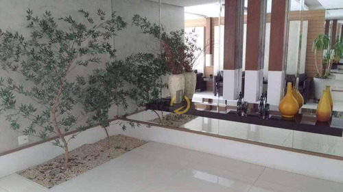 apartamento com 3 dormitórios à venda, 82 m² por r$ 692.000 - vila prudente - são paulo/sp - ap0775