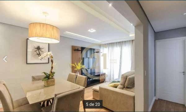 apartamento com 3 dormitórios à venda, 83 m² por r$ 740.000,00 - perdizes - são paulo/sp - ap16124