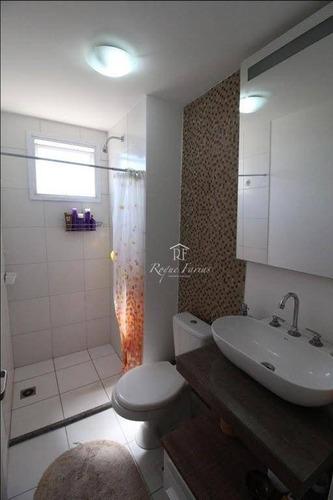 apartamento com 3 dormitórios à venda, 83 m² por r$ 750.000 - jaguaré - são paulo/sp - ap3880