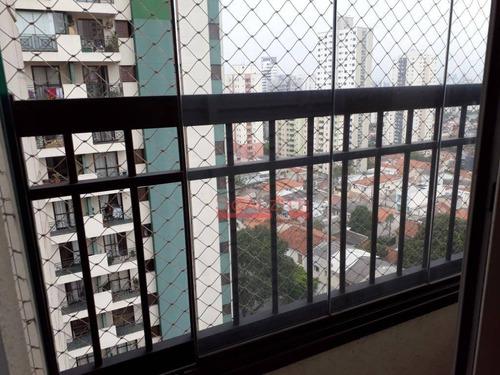 apartamento com 3 dormitórios à venda, 83 m² por r$ 901.000 - vila mariana - são paulo/sp - ap1999