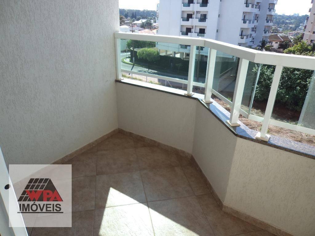 apartamento com 3 dormitórios à venda, 84 m² por r$ 415.000,00 - residencial horto florestal jacyra i - americana/sp - ap1358