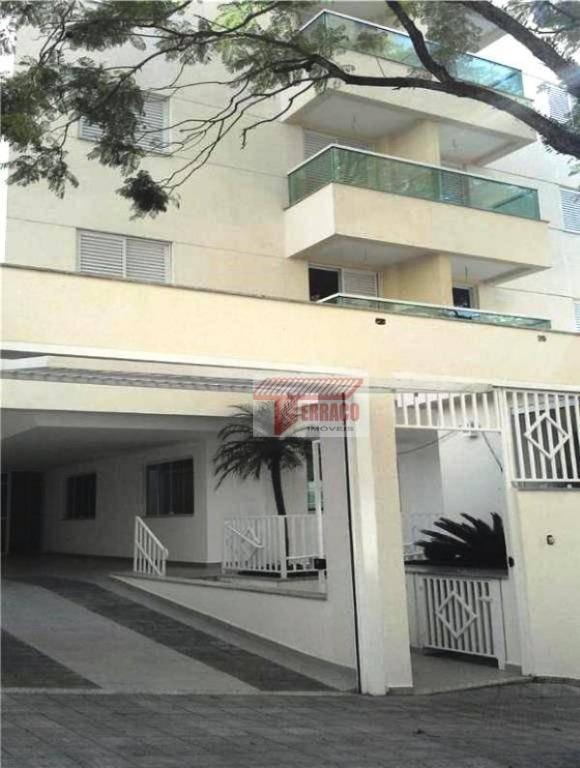 apartamento com 3 dormitórios à venda, 84 m² por r$ 420.000 - vila gilda - santo andré/sp - ap2461