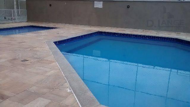 apartamento com 3 dormitórios à venda, 84 m² por r$ 430.000,00 - bonfim - campinas/sp - ap14578