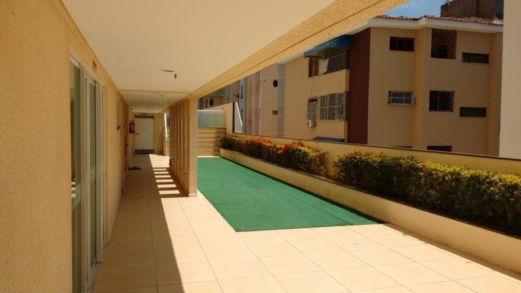 apartamento com 3 dormitórios à venda, 84 m² por r$ 475.000 - presidente kennedy - fortaleza/ce - ap4241