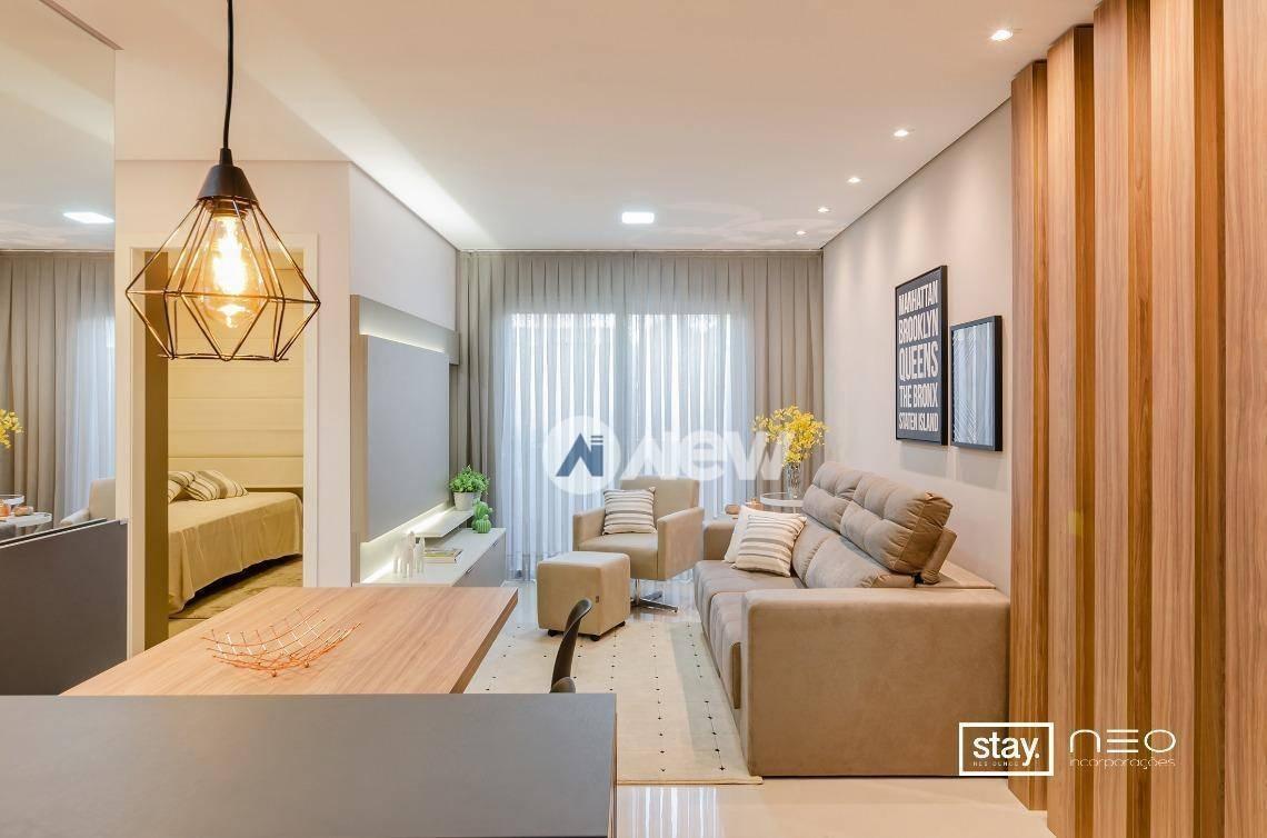 apartamento com 3 dormitórios à venda, 84 m² por r$ 495.000,00 - rio branco - novo hamburgo/rs - ap2597