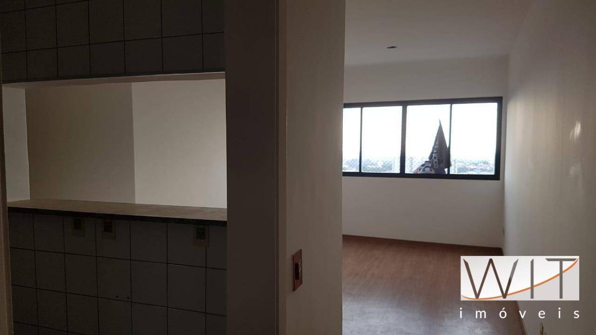 apartamento com 3 dormitórios à venda, 85 m² por r$ 372.000 - bonfim - campinas/sp - ap1003
