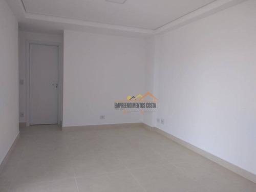 apartamento com 3 dormitórios à venda, 85 m² por r$ 410.000 - absolutt residencial - itu/sp - ap0473