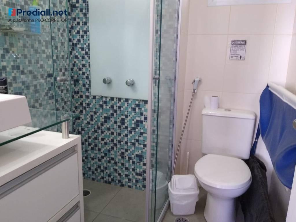 apartamento com 3 dormitórios à venda, 85 m² por r$ 590.000 - freguesia do ó - são paulo/sp - ap4142