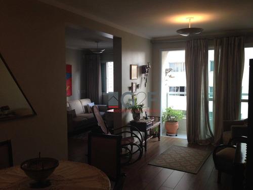 apartamento com 3 dormitórios à venda, 85 m² por r$ 715.000 - cambuí - campinas/sp - ap8038