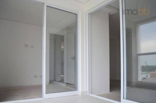 apartamento com 3 dormitórios à venda, 86 m² por r$ 350.000 - absolutt residencial - itu/sp - ap1118