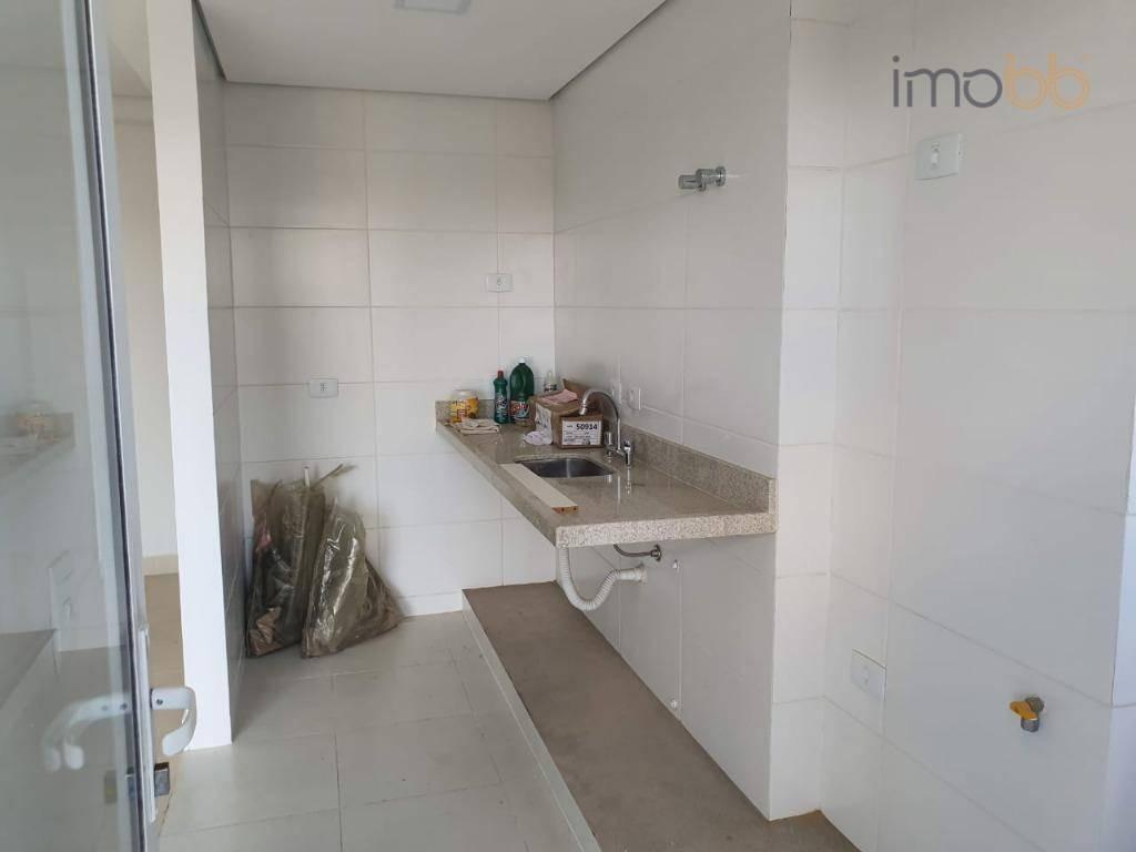 apartamento com 3 dormitórios à venda, 86 m² por r$ 420.000,00 - absolutt residencial - itu/sp - ap1124