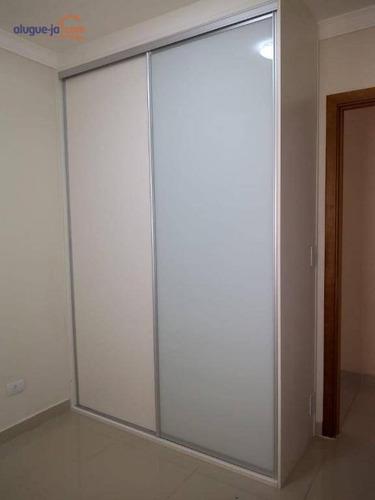 apartamento com 3 dormitórios à venda, 86 m² por r$ 435.000 - jardim satélite - são josé dos campos/sp - ap5254