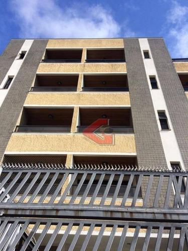 apartamento com 3 dormitórios à venda, 86 m² por r$ 440.000 - vila dayse - são bernardo do campo/sp - ap2662