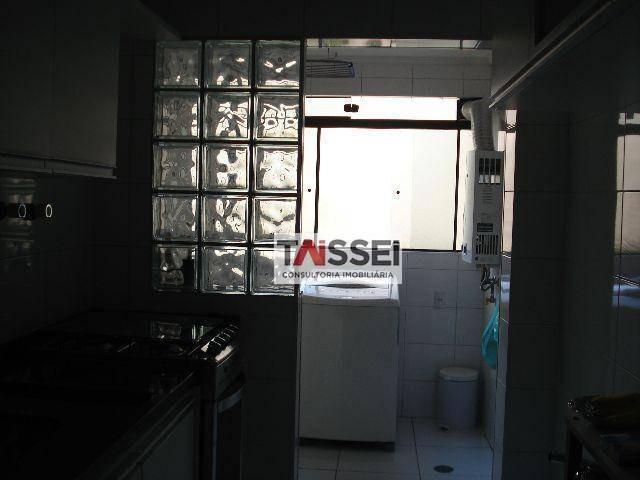 apartamento com 3 dormitórios à venda, 86 m² por r$ 700.000,00 - vila mariana - são paulo/sp - ap1401