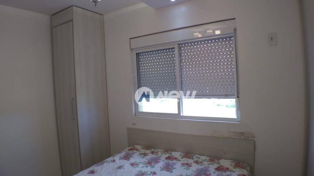 apartamento com 3 dormitórios à venda, 87 m² por r$ 320.000 - rondônia - novo hamburgo/rs - ap2474