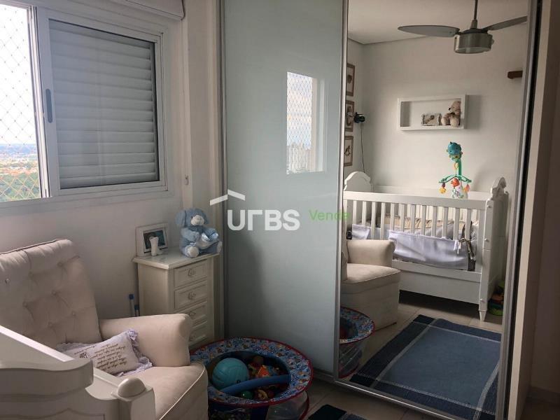apartamento com 3 dormitórios à venda, 87 m² por r$ 380.000 - setor pedro ludovico - goiânia/go - ap2478