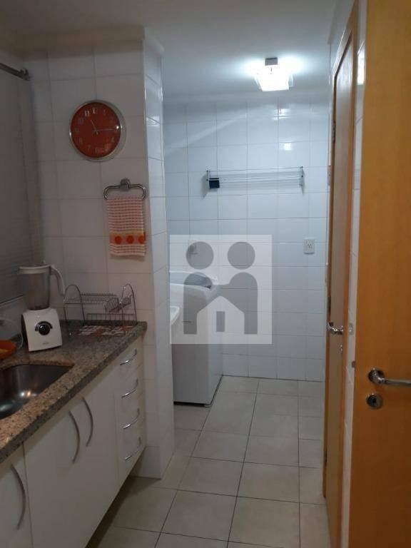 apartamento com 3 dormitórios à venda, 87 m² por r$ 405.000,00 - centro - ribeirão preto/sp - ap0929