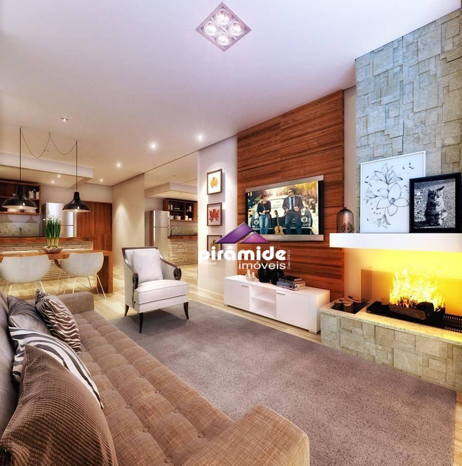 apartamento com 3 dormitórios à venda, 87 m² por r$ 670.000 - fonte simão - campos do jordão/sp - ap10544