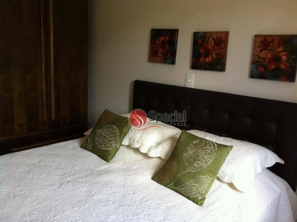 apartamento com 3 dormitórios à venda, 88 m²  - floresta negra - campos do jordão/sp - ap11777