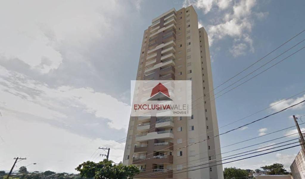 apartamento com 3 dormitórios à venda, 88 m² por r$ 400.000 - jardim satélite - são josé dos campos/sp - ap2487