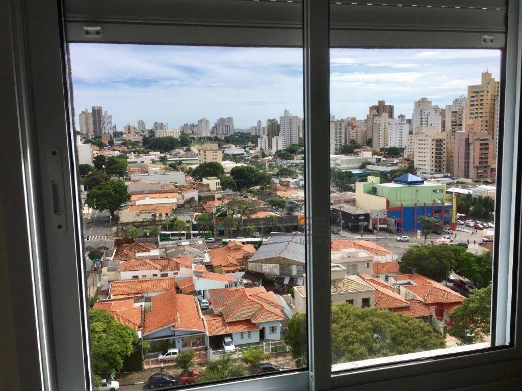apartamento com 3 dormitórios à venda, 88 m² por r$ 750.000 - vila itapura - campinas/sp - ap17956