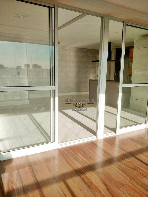 apartamento com 3 dormitórios à venda, 89 m² por r$ 1.200.000,00 - tatuapé - são paulo/sp - ap2064